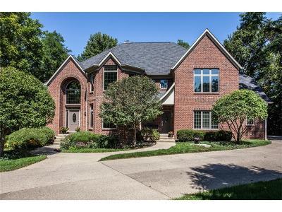 Zionsville Single Family Home For Sale: 9664 Irishmans Run Lane