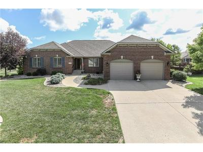 Greenwood Single Family Home For Sale: 1443 Bent Tree Place