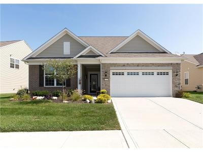 Fishers Single Family Home For Sale: 13379 Merryvale Street