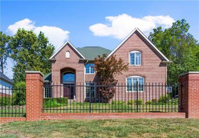 Indianapolis Single Family Home For Sale: 12028 Admirals Pointe Drive