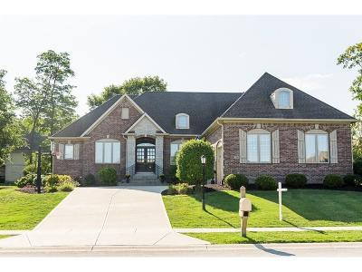 Fishers Single Family Home For Sale: 10958 Harbor Bay Drive