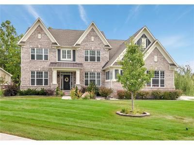 Zionsville Single Family Home For Sale: 7504 Patriot Court