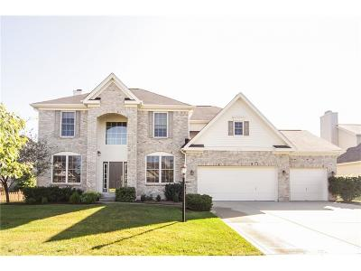 Fishers Single Family Home For Sale: 12493 Goodloe Drive