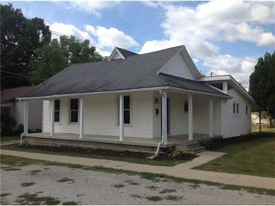 Parke County Single Family Home For Sale: 310 S Jefferson Street