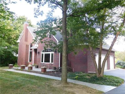 Brownsburg Single Family Home For Sale: 8875 North County Road 1050 E
