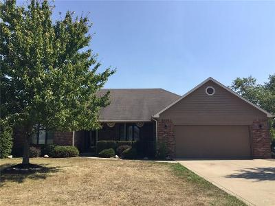 Brownsburg Single Family Home Active W Contingency: 3671 North County Road 900e