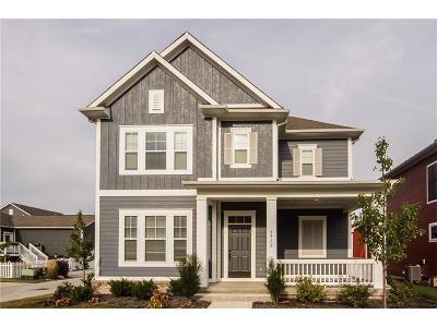 Whitestown Single Family Home For Sale: 5952 Aldridge Drive