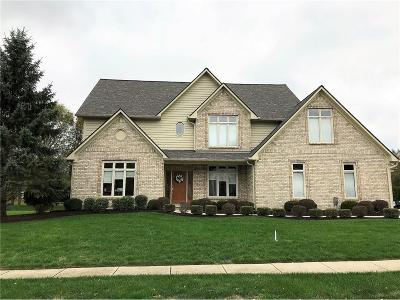 Avon Single Family Home For Sale: 1394 Cherry Tree Road