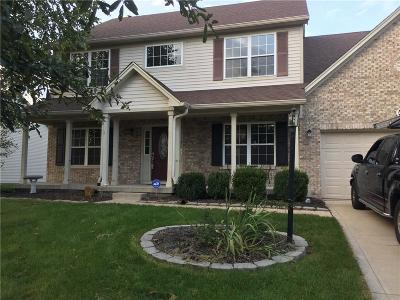 Carmel Single Family Home For Sale: 5714 Cantigny Way