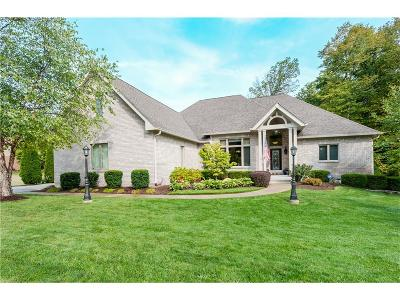 Indianapolis Single Family Home For Sale: 10710 Birch Tree Lane
