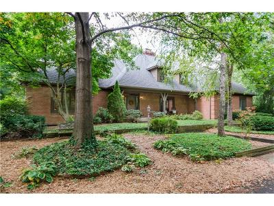Single Family Home For Sale: 7204 North Dean Road