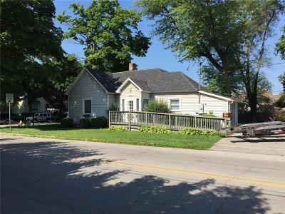 Noblesville Commercial For Sale: 1592 Conner Street