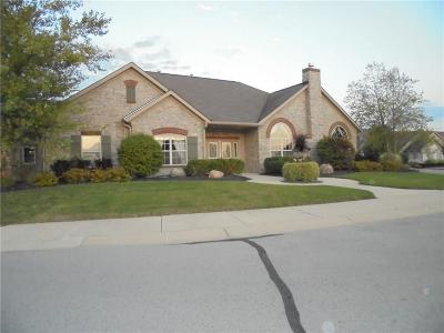 Mc Cordsville Condo/Townhouse For Sale: 13886 Rue Royale Lane #66