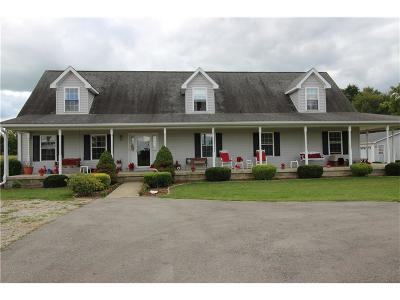 Henry County Single Family Home For Sale: 2285 East County Road 250 N