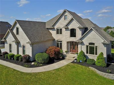 Indianapolis Single Family Home For Sale: 7322 Preamble Court