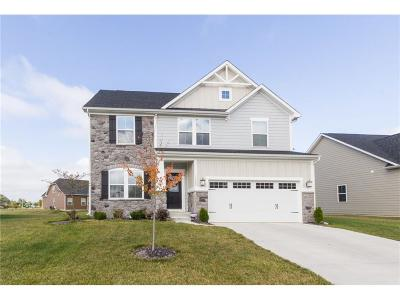 Fishers Single Family Home For Sale: 13482 Moorcroft Drive