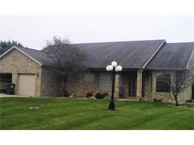 Madison County Single Family Home For Sale: 1501 Sutton