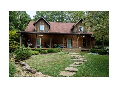 Parke County Single Family Home For Sale: 1339 South 600 W