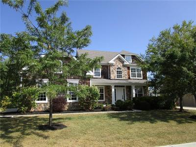 Fishers Single Family Home For Sale: 14080 Farmstead Drive