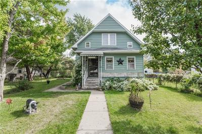 Marion County Single Family Home For Sale: 5935 East Rawles Avenue