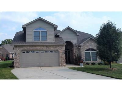Indianapolis Single Family Home For Sale: 4130 Bella Court