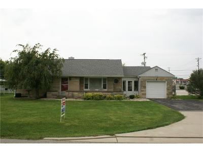 Decatur County Single Family Home For Sale: 409 East Kessing Drive