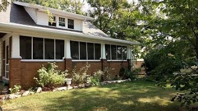 Fishers Single Family Home For Sale: 11444 South Lantern Road
