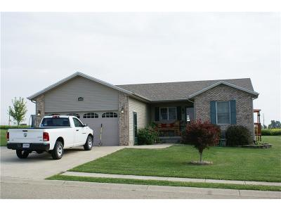 Decatur County Single Family Home For Sale: 1655 West Democracy Street