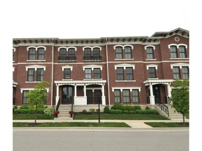 Boone County, Clinton County, Hamilton County, Hendricks County, Madison County Condo/Townhouse For Sale: 12784 Ashworth Street