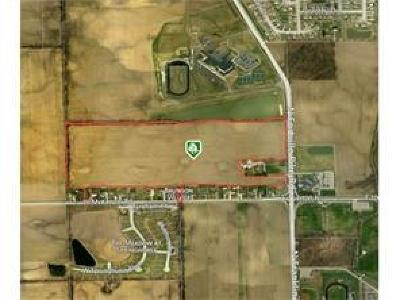 Greenfield Residential Lots & Land For Sale: North Franklin Street