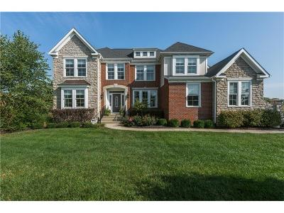 Fishers Single Family Home For Sale: 11942 Hawthorn Ridge