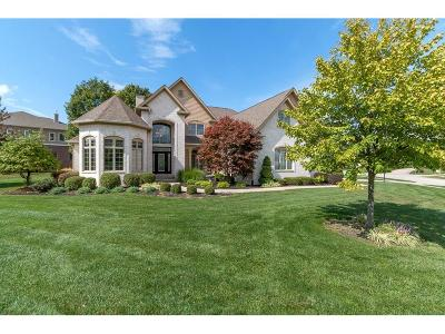 Fishers Single Family Home For Sale: 14260 Waterway Boulevard