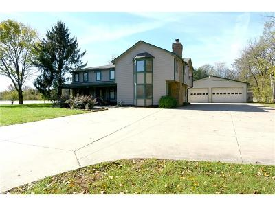 Indianapolis Single Family Home For Sale: 8256 Lafayette Road