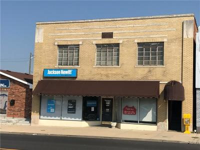 Decatur County Commercial For Sale: 208 West Main Street