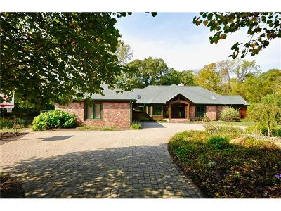 Zionsville Single Family Home For Sale: 2470 South Us 421