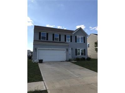 Whiteland Single Family Home For Sale: 3286 Hemlock Street