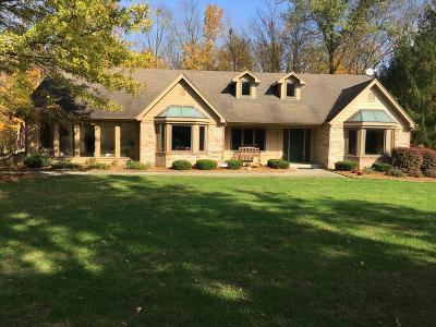Noblesville Single Family Home For Sale: 20205 State Road 37 N