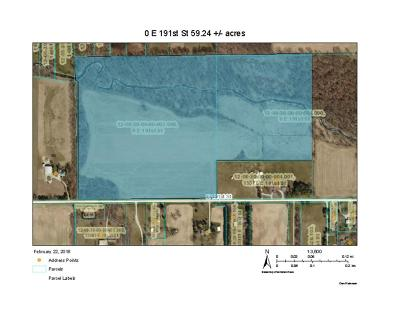 Noblesville Residential Lots & Land For Sale: East 191st Street