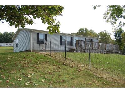 Owen County Single Family Home For Sale: 3994 Hidden Valley
