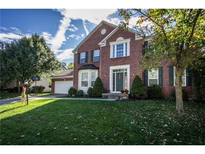 Single Family Home For Sale: 8845 Providence Drive