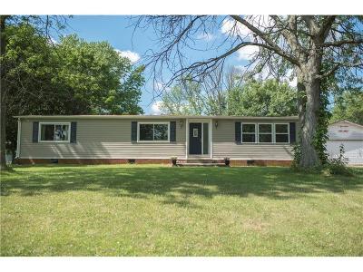 Bainbridge Single Family Home For Sale: 2271 East Co.rd. 675n