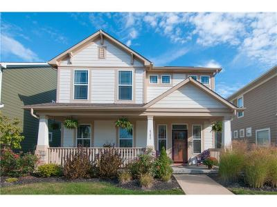 Whitestown Single Family Home For Sale: 6208 Andrews Way
