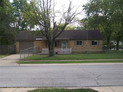 Greenwood Single Family Home Active W Contingency: 12 Eastridge Drive