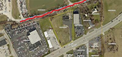 Plainfield Commercial For Sale: 2760 East Main Street