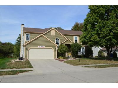 Single Family Home For Sale: 11228 Ashley Place