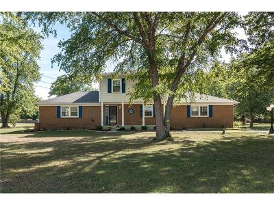 New Palestine Single Family Home For Sale: 6085 West 200 S