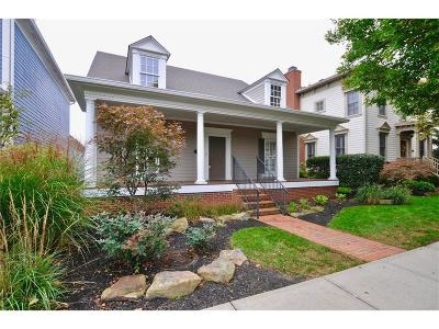Carmel Single Family Home For Sale: 1973 Stanhope Street