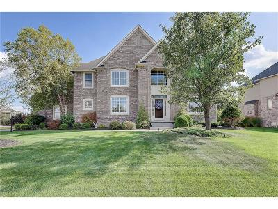 Sheridan, Fortville, Carmel, Noblesville, Atlanta Single Family Home For Sale: 2249 President Street