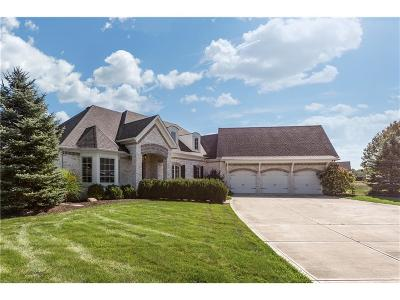 Zionsville Single Family Home For Sale: 10711 East 300 S