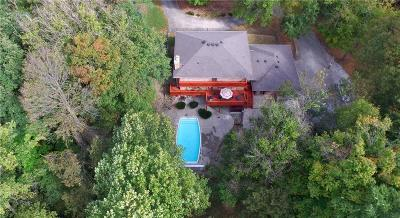 Greenwood Single Family Home For Sale: 5575 West Travis Road